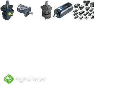 Oferujemy silnik hydrauliczny Sauer Danfoss OMV 800 151B-3124 - zdjęcie 2