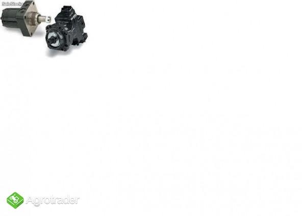 Silniki hydrauliczne REXROTH A6VM160DA3/63W-VZB020HB  - zdjęcie 2
