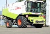 CLAAS LEXION 570 - CAT C13 - 528 KM - V750 - 2006 ROK