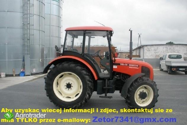 Zetor 7341, 2000 - zdjęcie 1