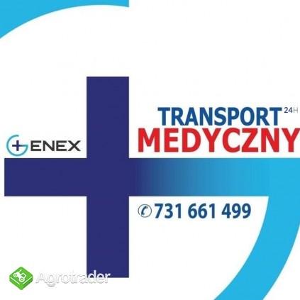 Transport medyczny,transport sanitarny,Giżycko,Węgorzewo,Mrągowo