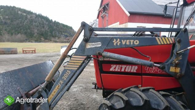 Ciągnik Zetor 9540 Veto FX - zdjęcie 1