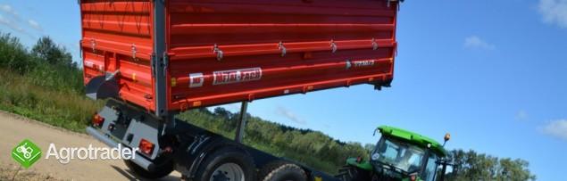 Przyczepa rolnicza Metal- Fach T730/3 – 12t - zdjęcie 1