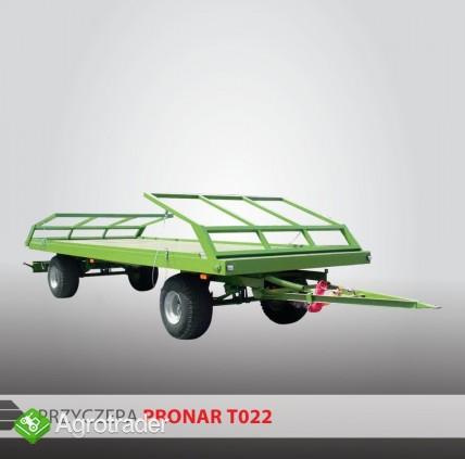 Przyczepa Do Bel PRONAR T022 - zdjęcie 2