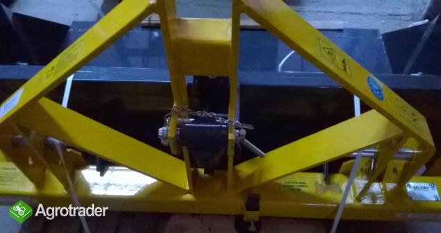 Szuflada załadowcza hydrauliczna 140-H  - zdjęcie 1