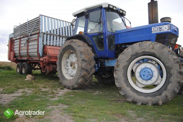 ford new holland 8630 - zdjęcie 2