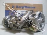 MAN - Turbosprężarka BorgWarner KKK 6.9 10009700003 /  10009700041 /