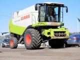 CLAAS LEXION 530 - 4X4 - 2010 ROK