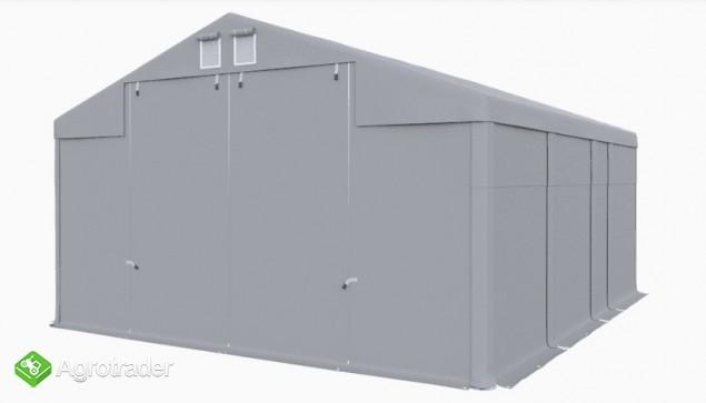 Całoroczna Hala namiotowa 5×7 × 2,5m/3,41m - zdjęcie 2