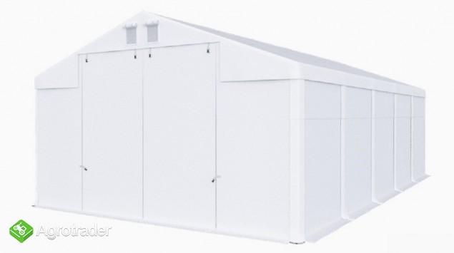 Całoroczna Hala namiotowa 5×10×2,5/3,41m - zdjęcie 2