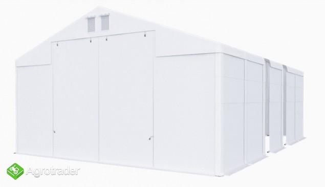 Magazyn Całoroczna Hala namiotowa 8m × 18m × 3,5m/4,96m - zdjęcie 2