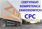 Certyfikat Kompetencji Zawodowych w Transporcie CPC w Pile