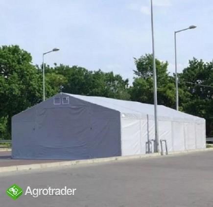Całoroczna Hala namiotowa 8m × 20m × 3m/4,46m  - zdjęcie 6