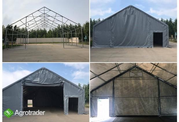Całoroczna Hala namiotowa 8m × 50m × 2m/3,46m - zdjęcie 6