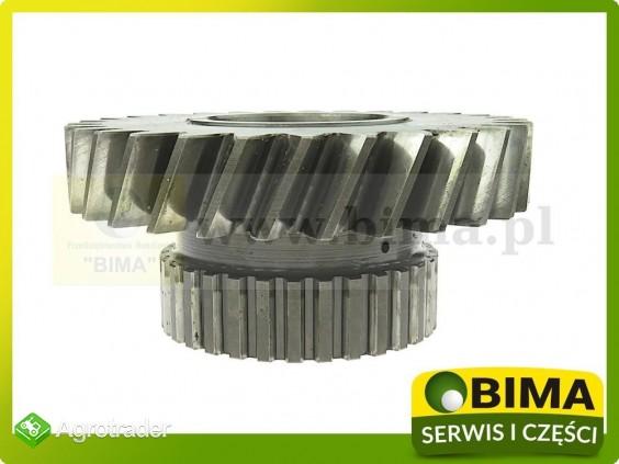 Używane koło zębate tylnego wałka Renault CLAAS Temis 550 - zdjęcie 2