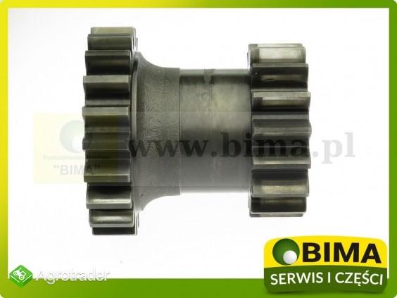 Używane koło zębate wom z16/21 Renault CLAAS 954 MI - zdjęcie 2