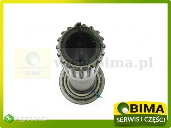 Używany wałek sprzęgłowy Renault CLAAS 113-12,113-14 - zdjęcie 1