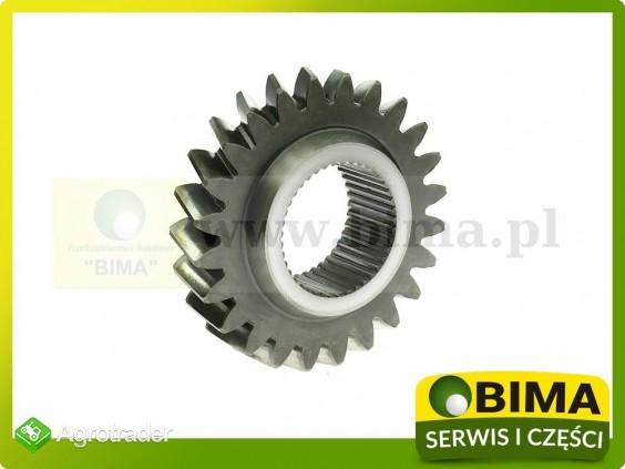 Używane koło zębate z24 trzeciego biegu Renault CLAAS 782