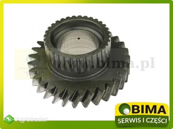 Używane koło zębate tylnego wałka Renault CLAAS Temis 650