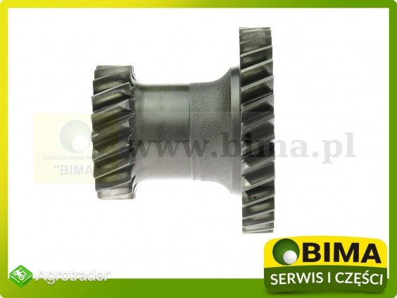 Używane koło zębate wałka Renault CLAAS Temis 630,650 - zdjęcie 2