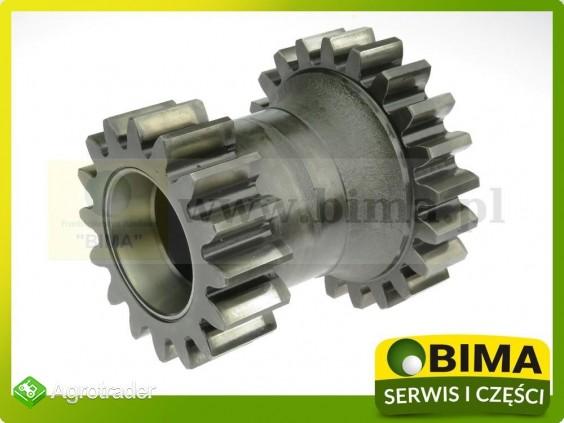Używane koło zębate wom z16/21 Renault CLAAS Temis 630