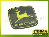 Znaczek emblemat firmowy maski John Deere 6810,6910