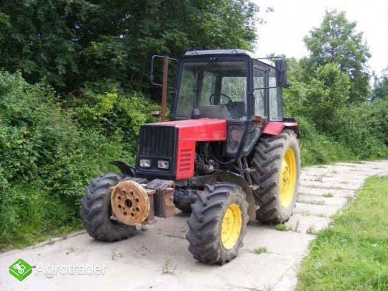 Ciągnik rolniczy mtz 82ts pronar belarus zamienię