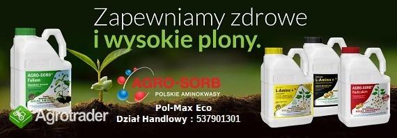 Polskie Aminokwasy, Biostymulator Agro-Sorb  L-Amino+ Ca  - zdjęcie 7
