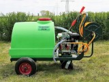 Opryskiwacz wózkowy OPST4 - CAR 200S