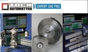 WYPOSAŻENIE PRACOWNI CNC EXPERT OBRABIARKI SZKOLENIOWE TOCK-AUTOMATYKA