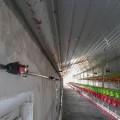 Zamgławianie zraszanie schładzanie kurnik hala ferma