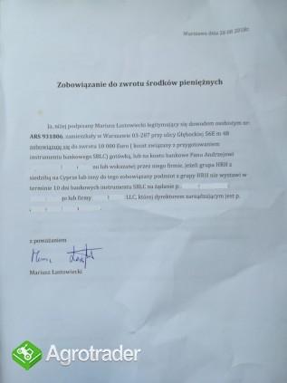 Oszust Mariusz Łastowiecki oraz Charles Robert Hadkinson.