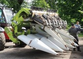 CLAAS CONSPEED 8-70 FC - 2009 ROK