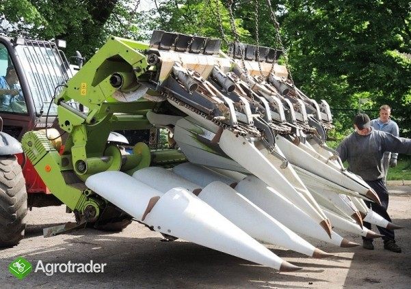 CLAAS CONSPEED 8-70 FC - 2007 ROK