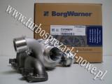 Fiat - Croma - Nowa turbosprężarka firmy BorgWarner KKK 1.9 JTD / 1.9