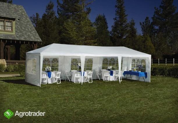 Hala namiot weselny reklamowy biesiadny nowy 3x20x2 mtbtent.pl! - zdjęcie 2