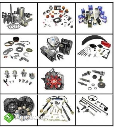 Części do silników i traktorów - zdjęcie 1