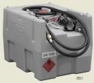 Zbiorniki na olej napędowy 200 L - mini CPN