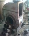 Piec nadmuchowy na paliwo stałe
