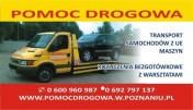 Pomoc Drogowa Poznań 600 960 987