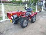 traktorek ogrodniczy czeski  4x4 kupie