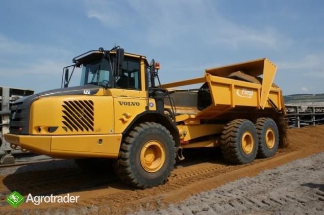 Zabudowa ASW Stone Dumper Typ A25 - zdjęcie 1