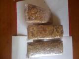 tytoń liście sprasowane kostki brykiet po 250g