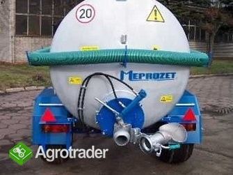 Wóz asenizacyjny - 6000 litrów - zdjęcie 1