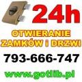 Awaryjne otwieranie drzwi Kraków Tel: 793-666-747