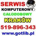 Serwis Komputerowy Kraków Tel. 519-896-343