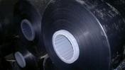 Czarna folia rolka: 2000m / 1m / 25 mikronów
