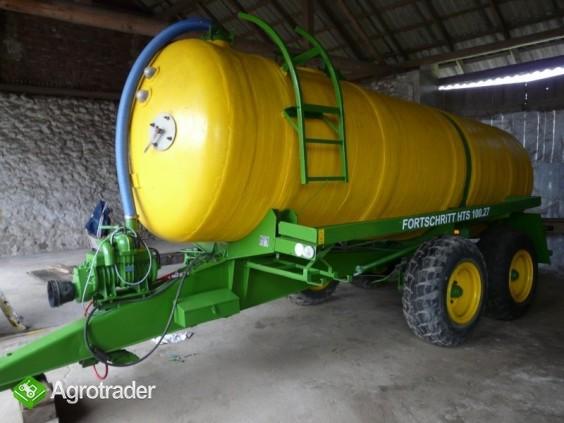 Beczkowóz Fortschritt HTS 100.27 10 000 litrów
