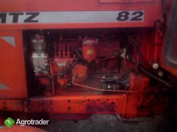 Sprzedam ciągnik rolniczy Mtz-82 - zdjęcie 1